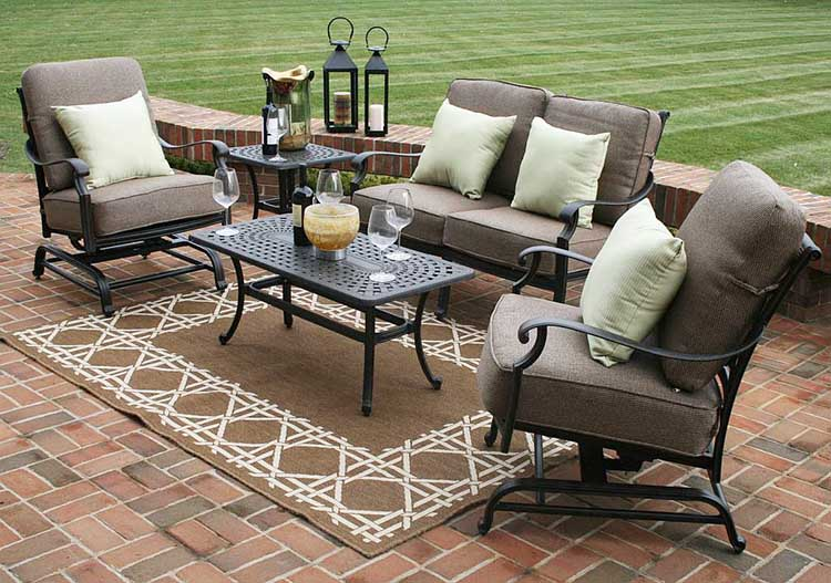 tips for choosing the best patio seating stone and patio