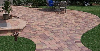 Paver-brownish-red